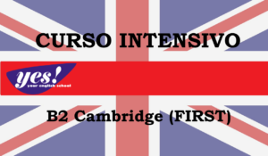 Curso intensivo B2 Cambridge